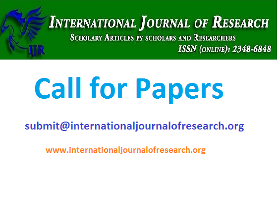 Call for papers-ijr
