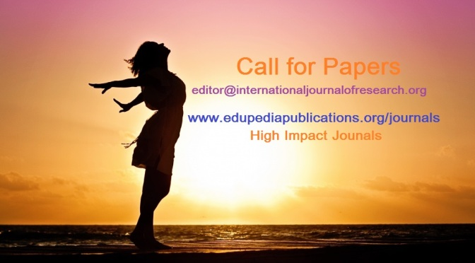 Scopus Journal-Inviting Research