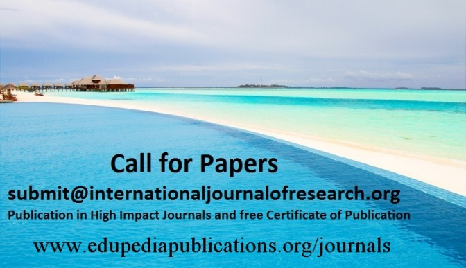 Edupedia Publications- Call for Papers