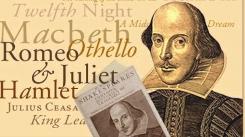 Special Issue on 400th Death Anniversary of William Shakespeare (Free Publication)