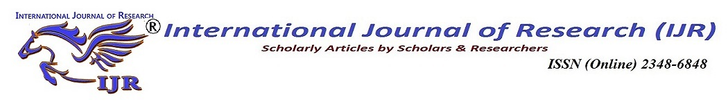 International Journal of Research (IJR)