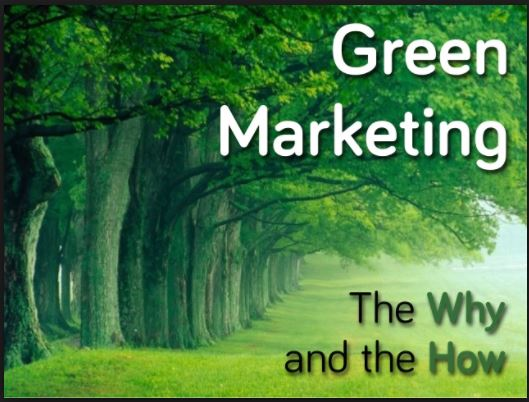 Assessing the Prospects of Green Marketing in India