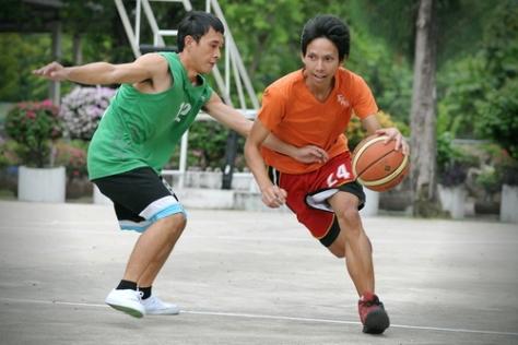 basketballers
