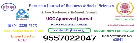 business journal | International Journal of Research (IJR)