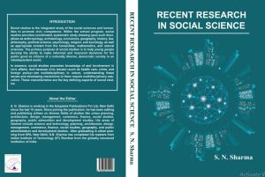 RECENT RESEARCH IN SOCIAL SCIENCE