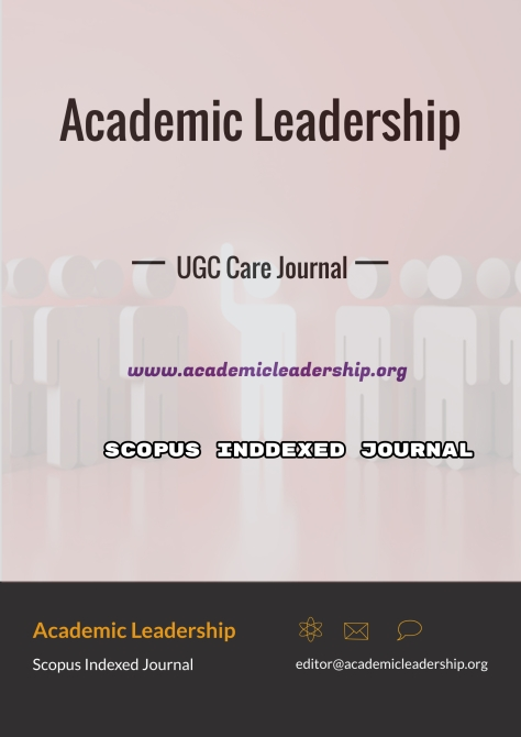 Academic Leadership Journal