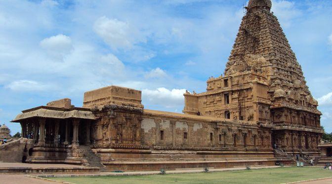 glory of brihadeswara temple