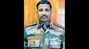 Commanding Officer of 16 Bihar regiment Colonel Santosh Babu loses ...