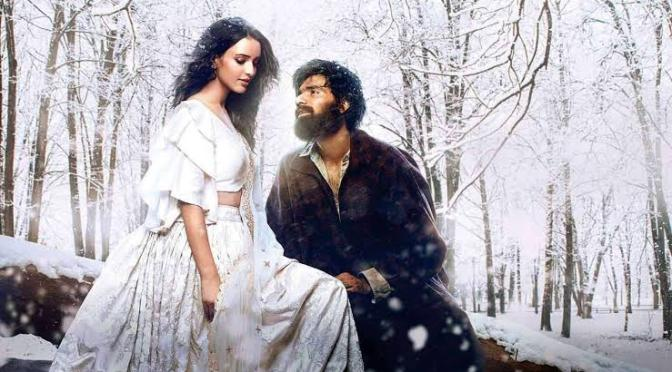 Film Review Of an overrated B'wood MovieI've Seen In Recent Times