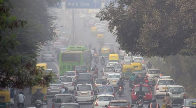 Sources and Causes of Air Pollution