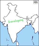 India – A Developing Country