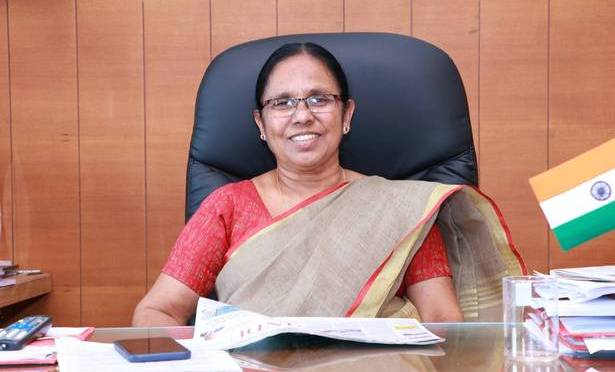 SHAILAJA TEACHER: corona virus slayer