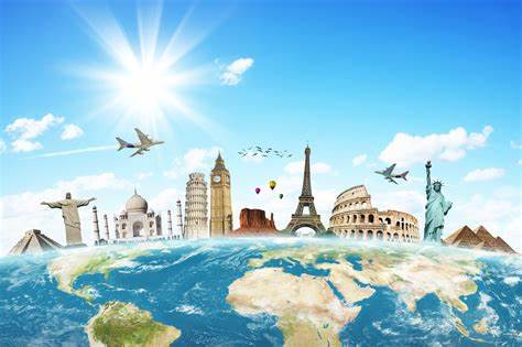 Top 5 Places To Visit Around The World