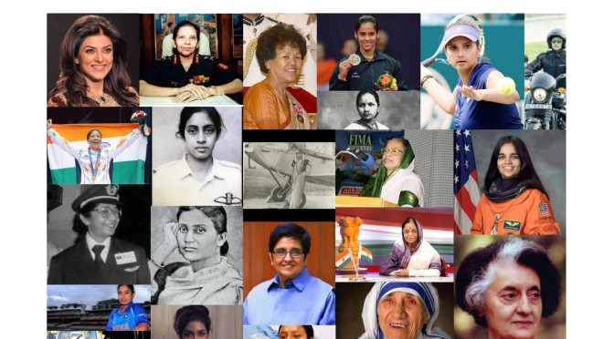 Indian Women Who Are FIRSTS In Their Field