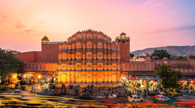 JAIPUR: -THE PINK CITY