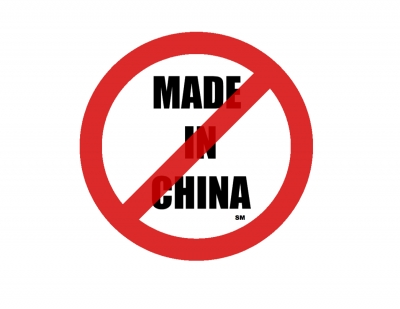 Say no to Chinese