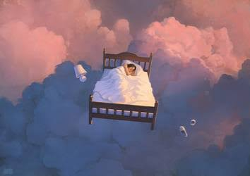 Weird facts about Dreaming