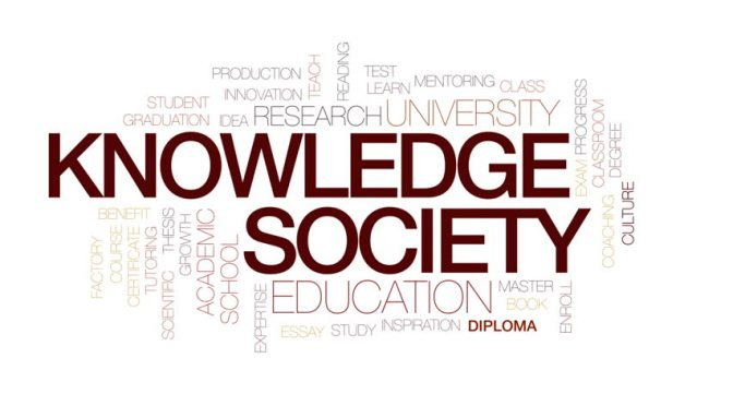 India and Knowledge Society