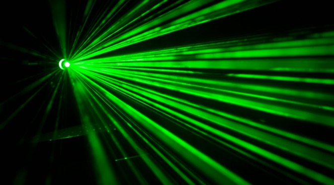 Physics Revisited: A powerful laser in the making
