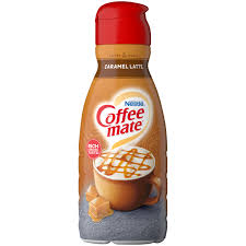 Caramel Latte | Coffee Creamer | Liquid | Coffee mate®