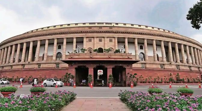 The Indian Parliament: Performances and Challenges