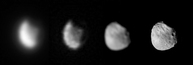 Phobos: Reimagining through a new view