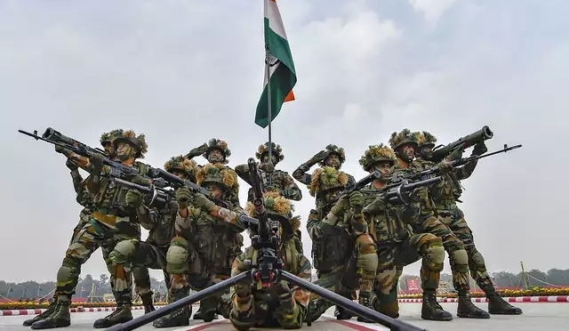 """""""The Great Indian Army"""""""